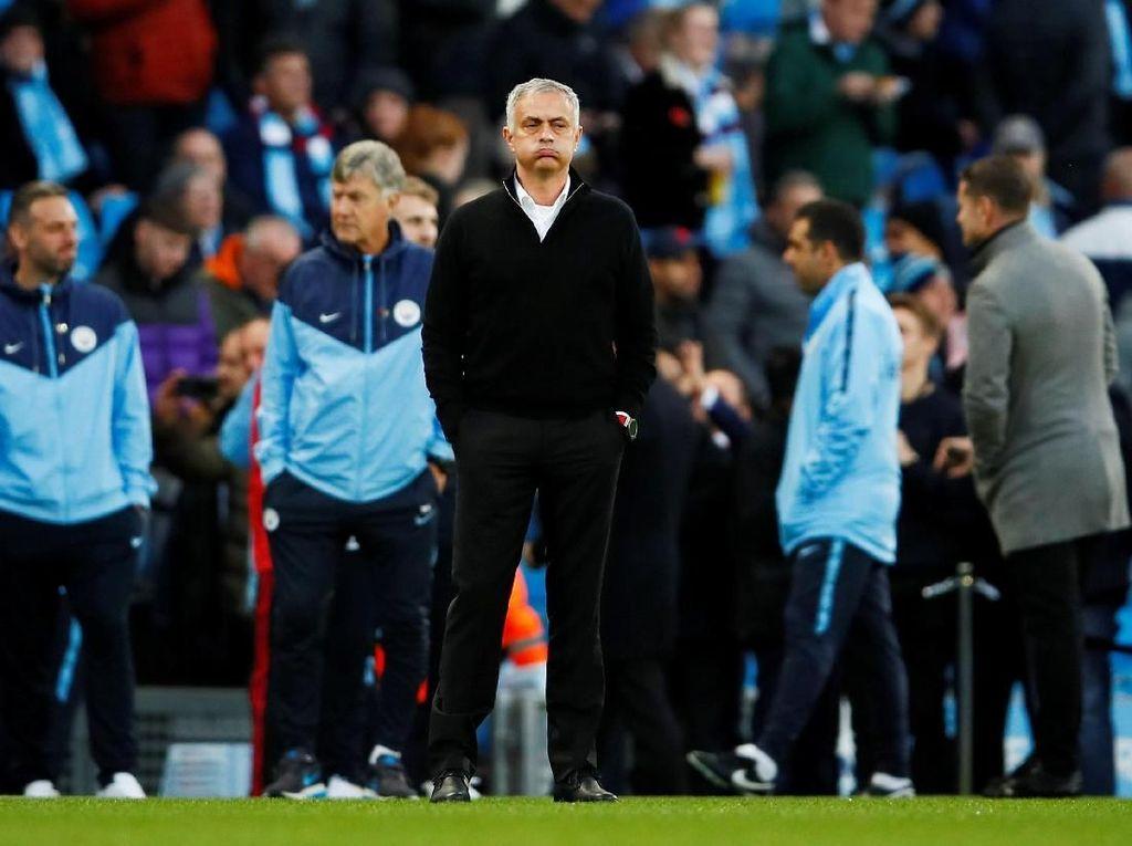 Mourinho Sudah 300 Laga di Premier League, Statistiknya Bagaimana?