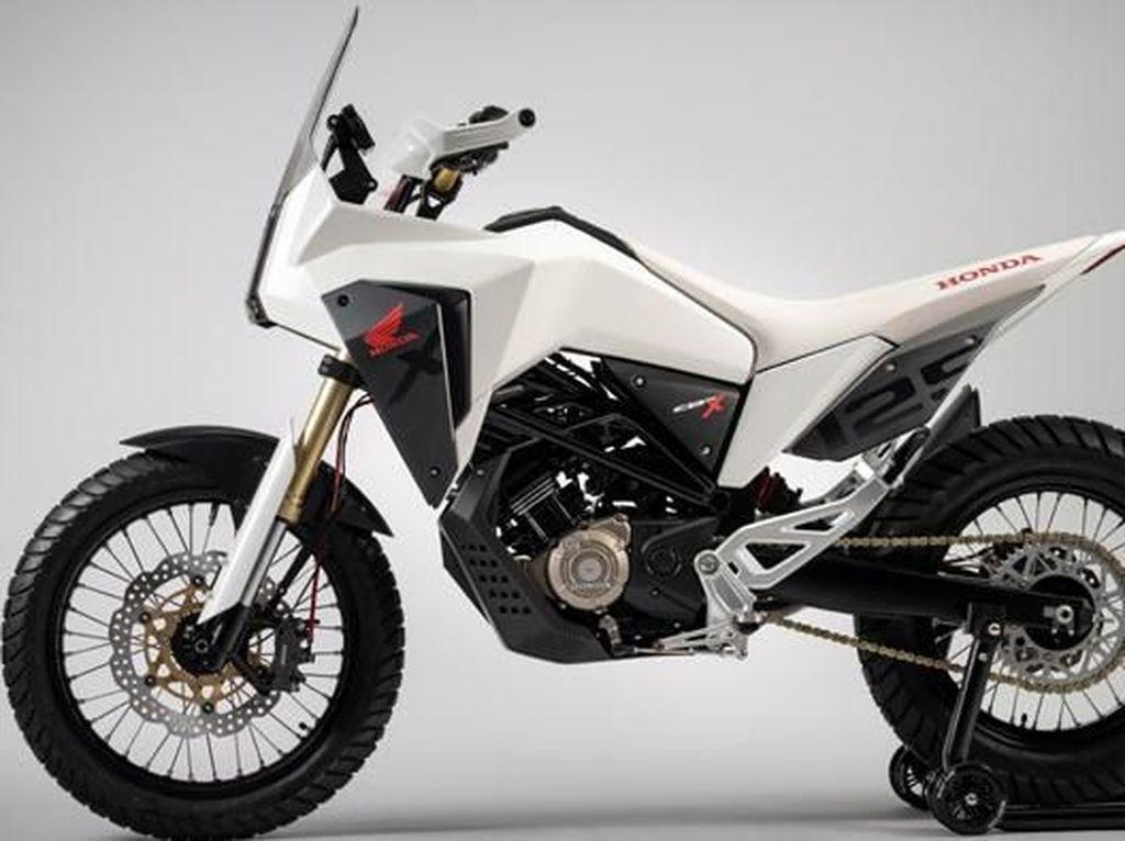 Motor Penjelajah Honda Berkapasitas 125cc