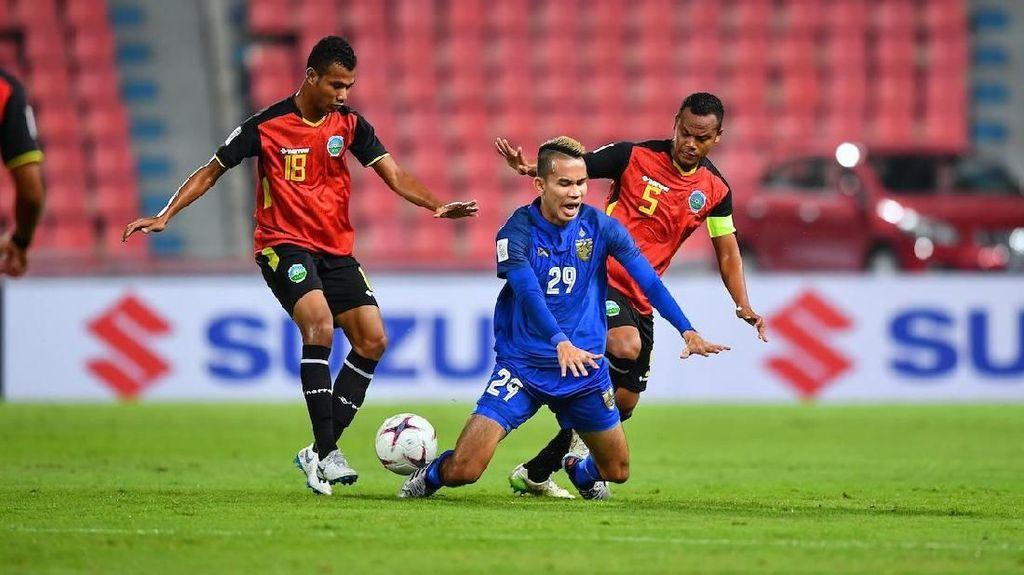 Timor Leste Waspadai Pengalaman Panjang Indonesia di Piala AFF