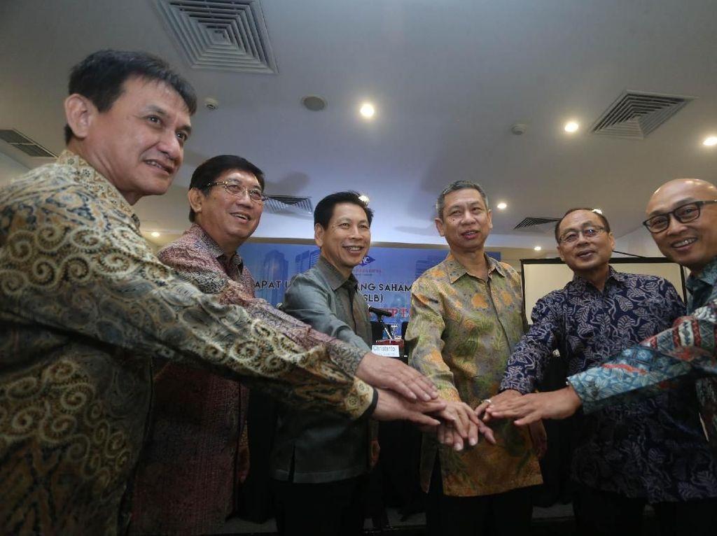 Nusa Raya Cipta Gelar RUPSLB