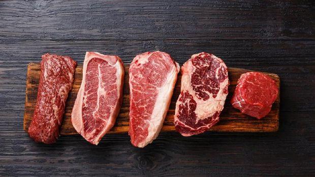 Ilustrasi olahan daging sapi