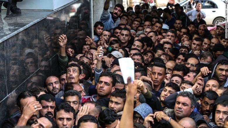 Qatar Kirim Bantuan Uang Tunai Rp 217 Miliar untuk Gaza