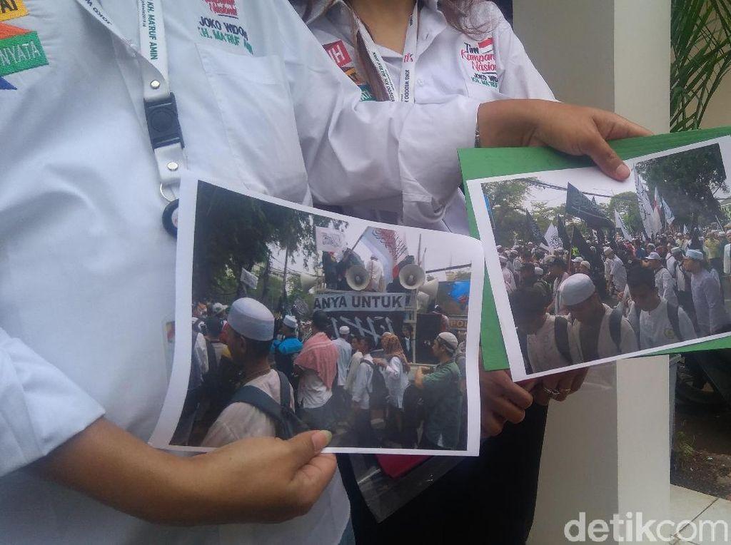 Timses Jokowi-Maruf Adukan Mobilisasi Anak di Aksi Bela Tauhid