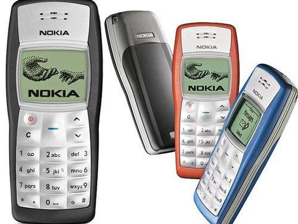 Mengenang Nokia 1100, Ponsel Terlaris Sepanjang Masa