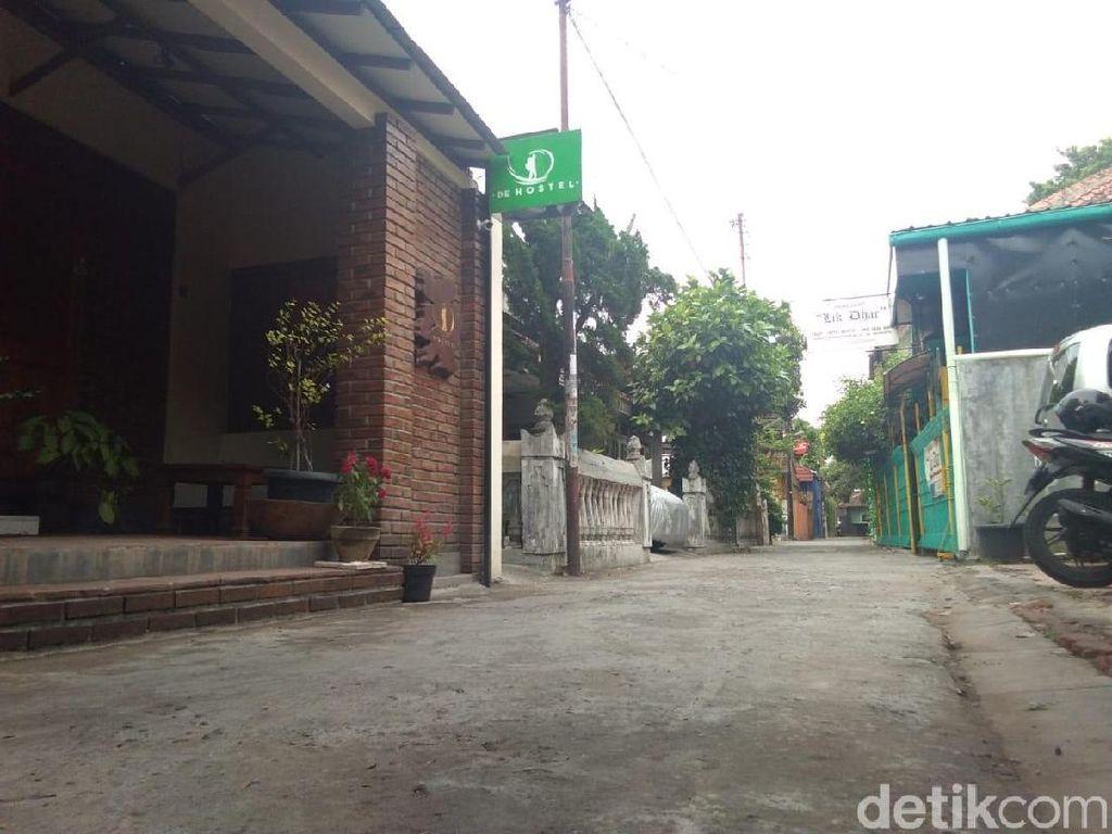 Ini Lokasi Turis Bule Jadi Korban Aksi Begal Payudara di Yogya