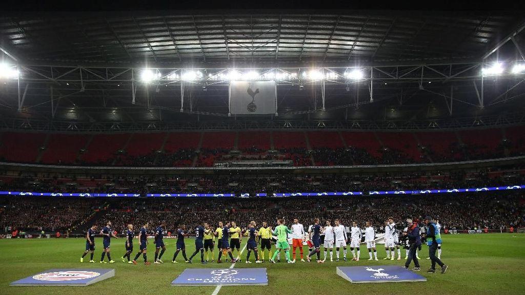 Tottenham Diizinkan Pakai Wembley Hingga Akhir Musim