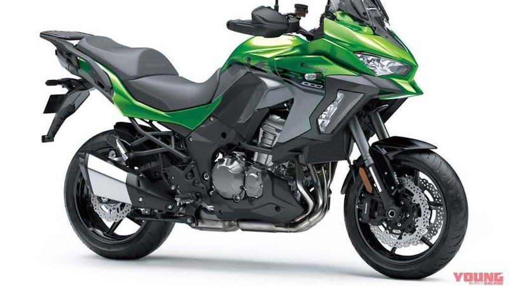 Wajah Segar Kawasaki Versys 1000