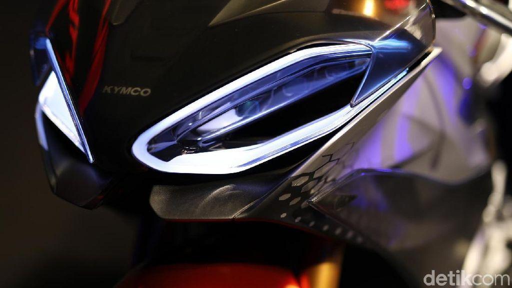 Motor Listrik Super Kymco