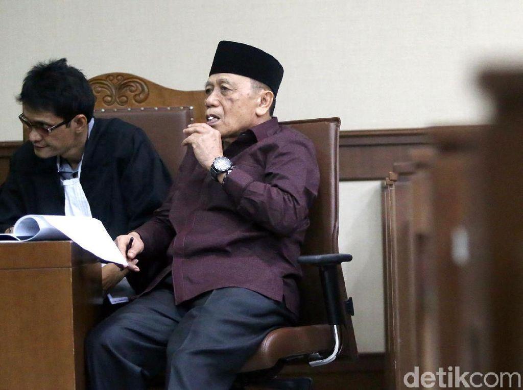 Jaksa KPK Bongkar Aliran Dana Korupsi Amin Santono
