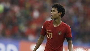 Bagus Kahfi Berharap Cederanya Tak Menutup Peluang ke Piala Dunia U-20