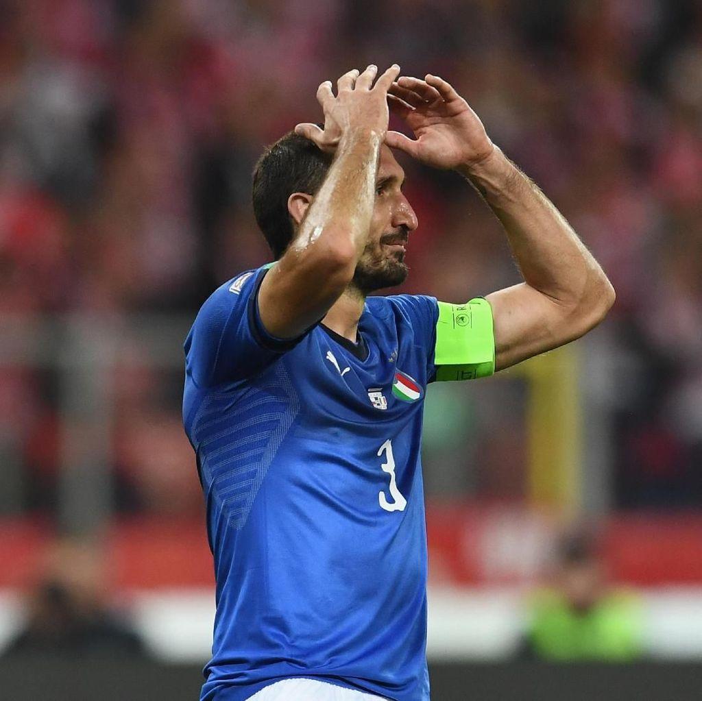 Piala Dunia Akan Selalu Jadi Penyesalan Chiellini