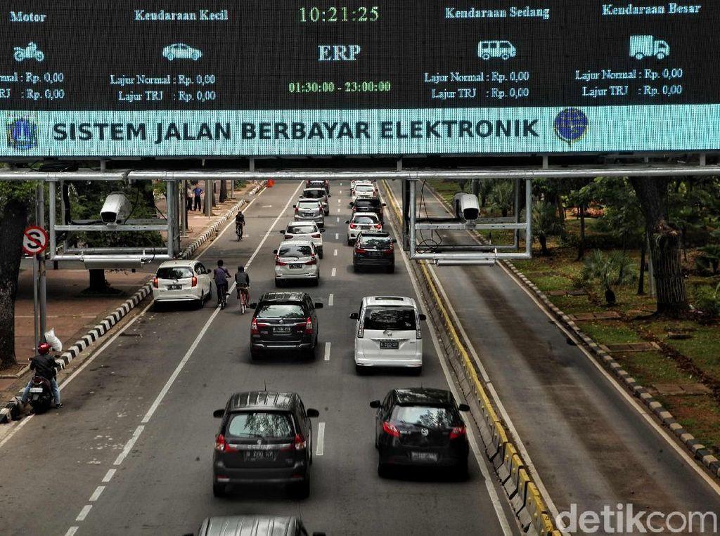 Selain Sudirman-Thamrin, Mobil Lewat Jalan Ini Juga Harus Bayar