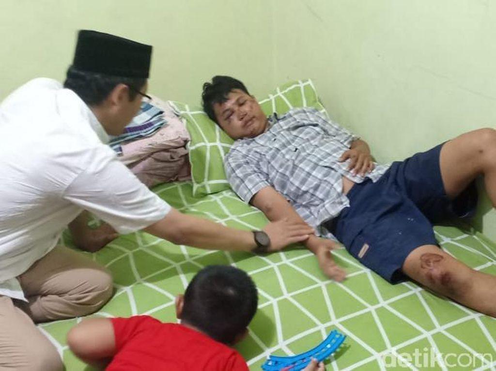 Korban Baliho Roboh Minta Dirawat di RS Provinsi, Ini Kata Caleg PSI