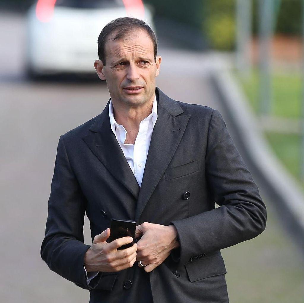 Allegri Ingin Lama Latih Juventus