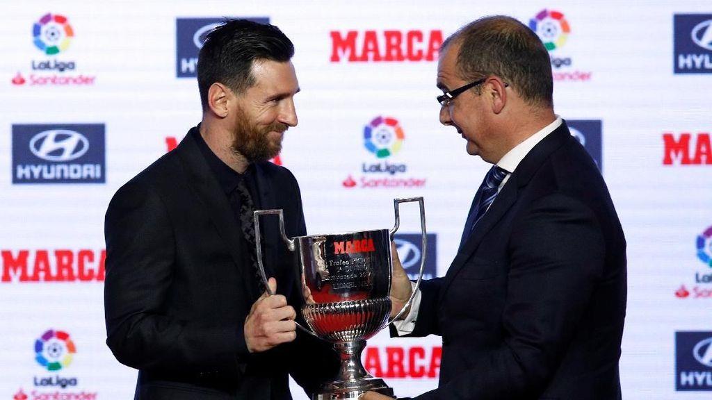 Messi El Pichichi Lagi