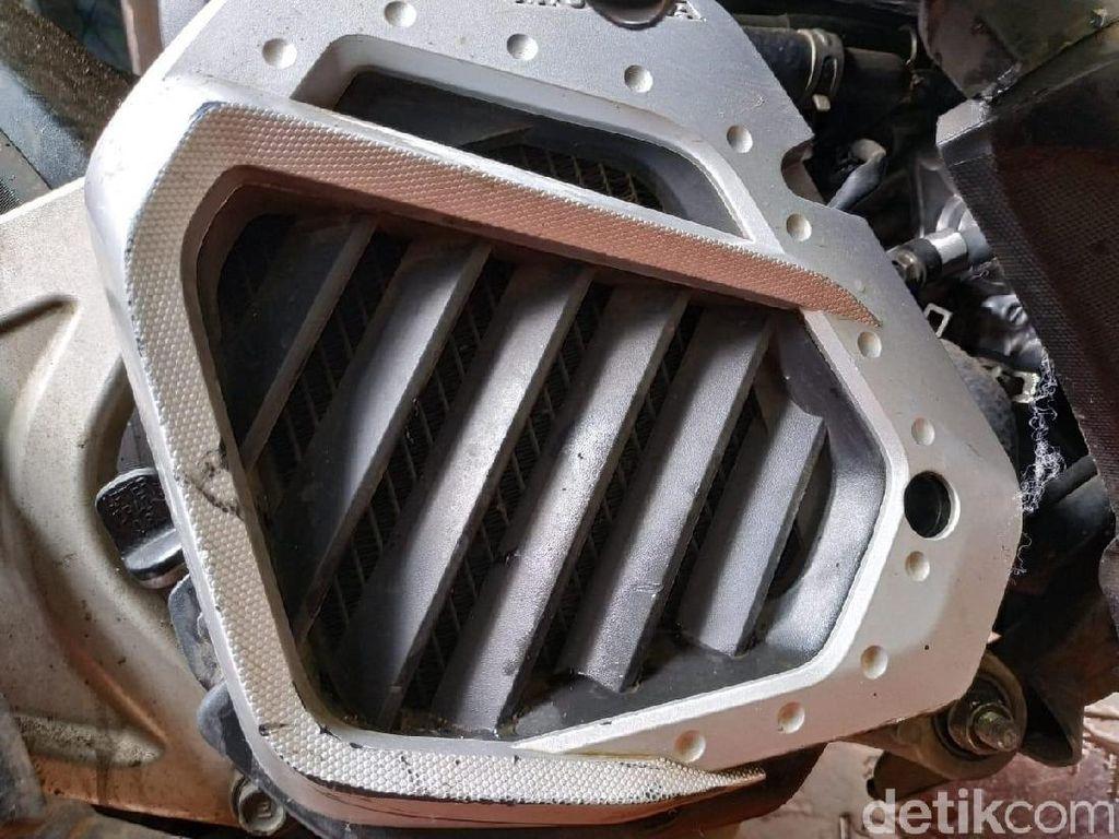 Lupa Cek Radiator Motor Bisa Bahaya