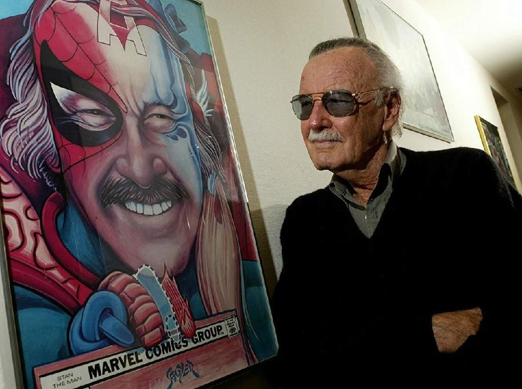 Joe Russo Ungkap Marvel Akan Garap Dokumenter Stan Lee