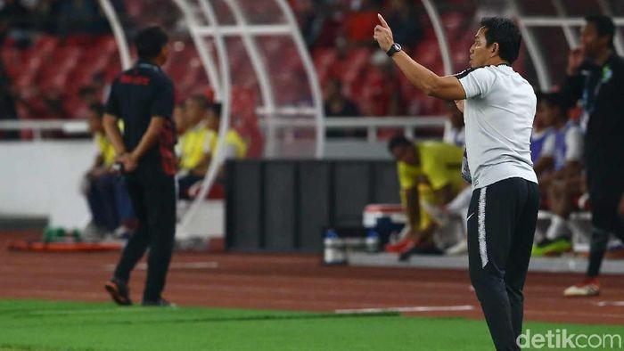 Bima Sakti, pelatih Timnas Indonesia (Pradita Utama/detikSport)