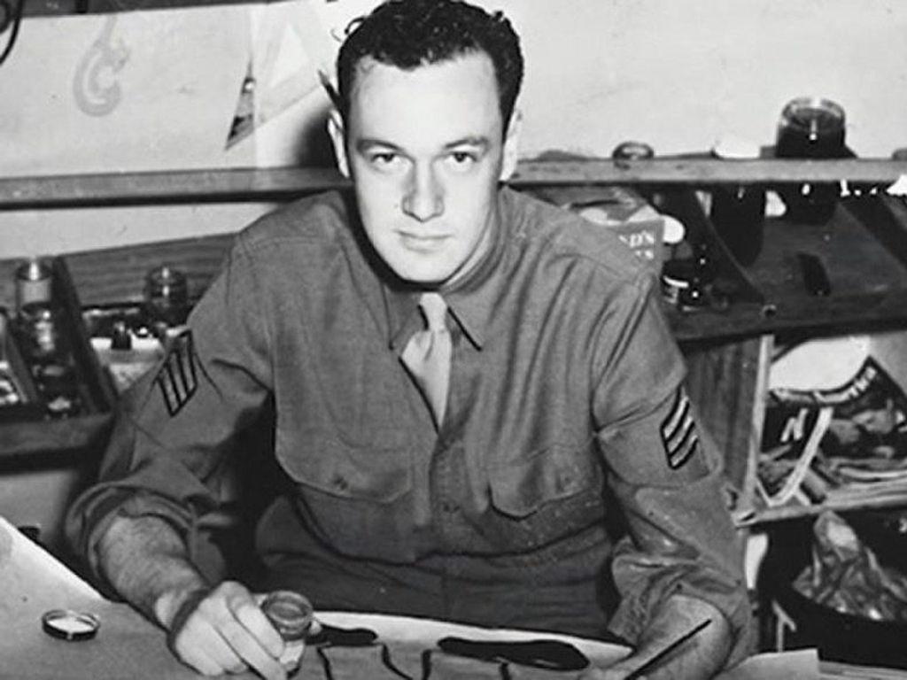 Stan Lee Legenda Komik Marvel Ikut Terjun di Perang Dunia II