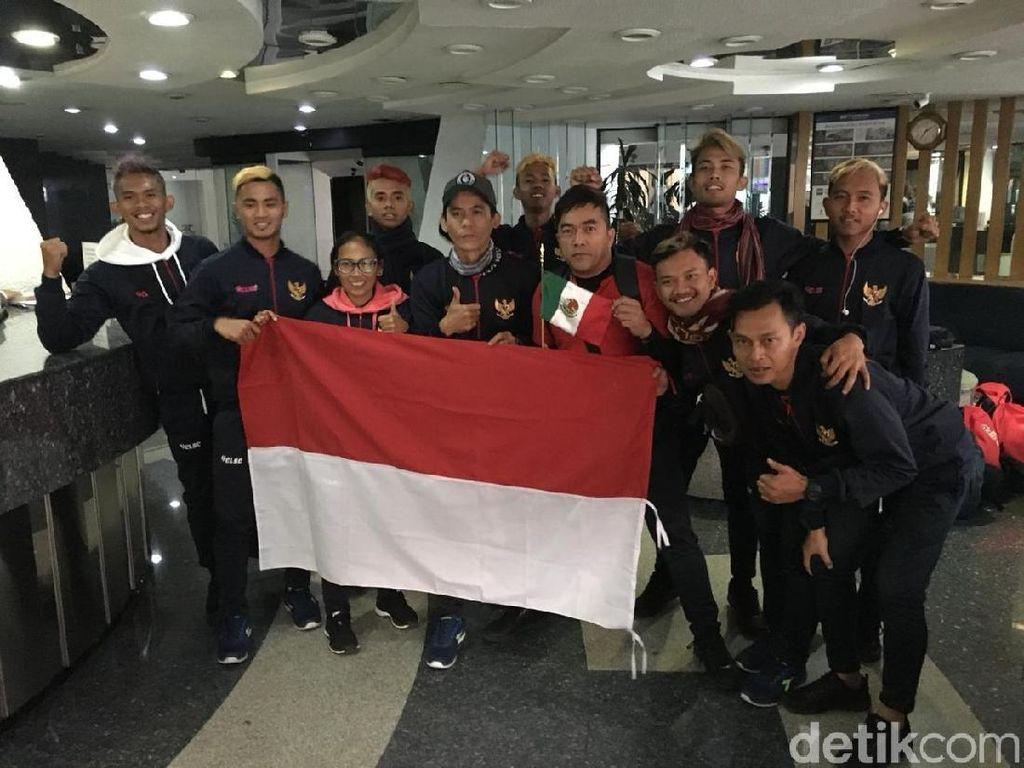 Perjuangan Indonesia Homeless World Cup 2018 Dimulai!