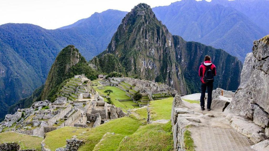 Intip-intip Machu Picchu yang Terima Turis Lagi