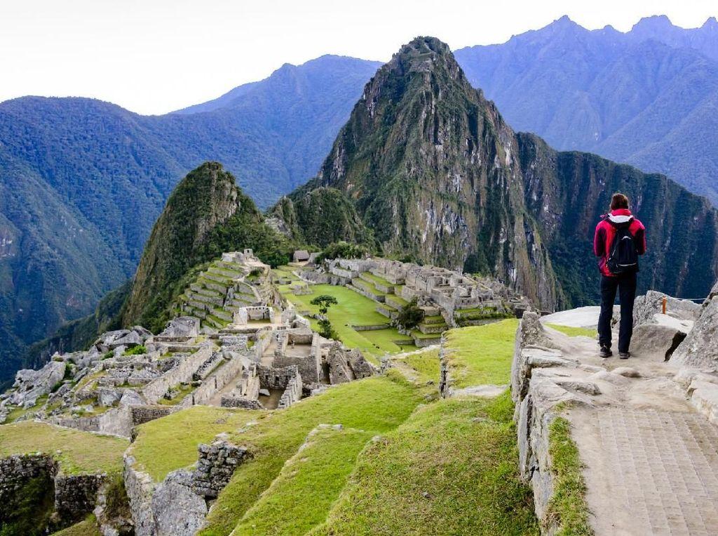 Turis Diduga Rusak Kuil dan Buang Air Besar di Machu Picchu