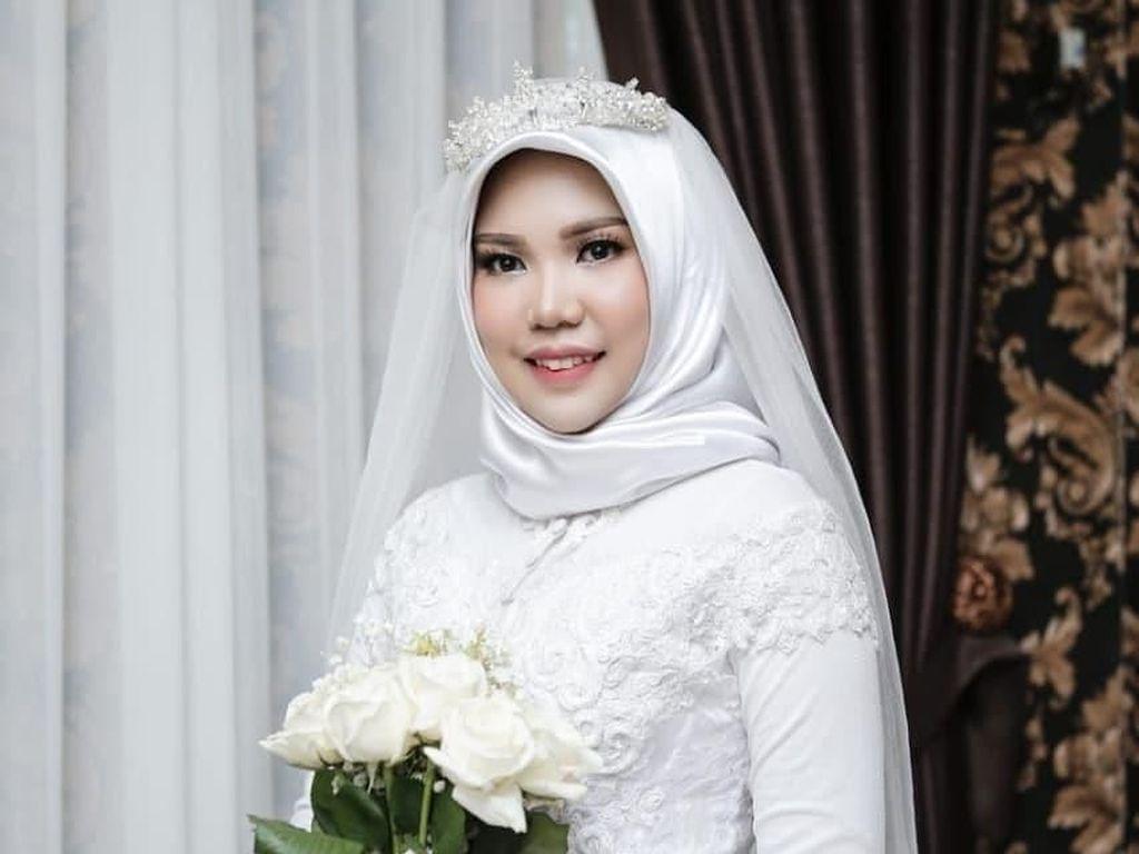 Calon Suami Korban Lion Air, Ini Alasan Menyentuh Intan Menikah Sendirian