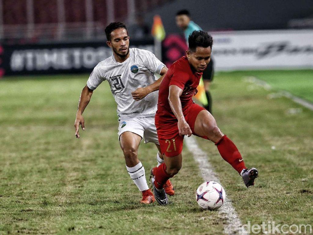 Andik: Beban Gol Cepat Bikin Permainan Timnas Tak Enak Dilihat