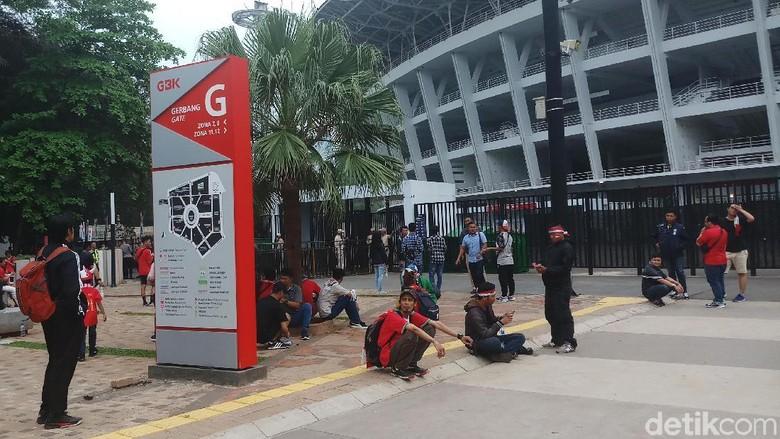 Ada #KosongkanGBK, Tiket Indonesia Vs Timor Leste Sepi Peminat