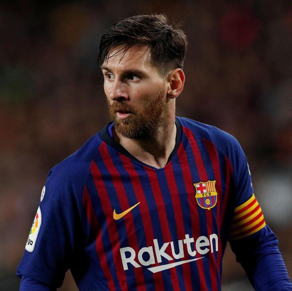 Video: Comeback dari Cedera, Messi Sempat Deg-degan