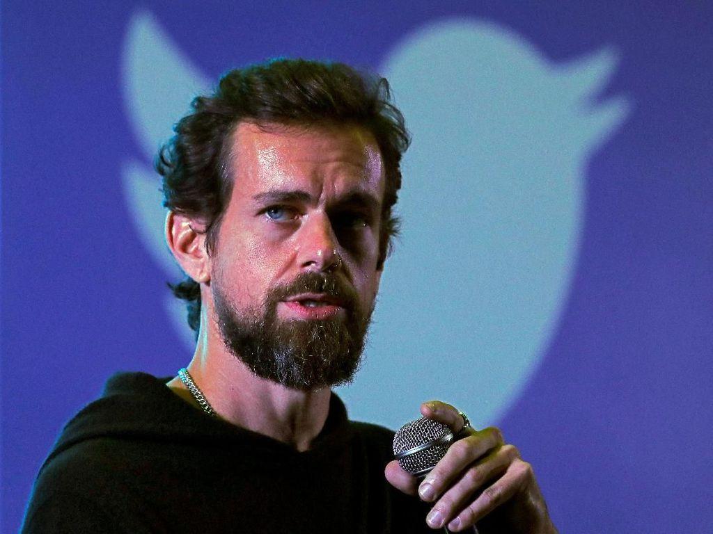 Akun Twitter Jack Dorsey Diretas