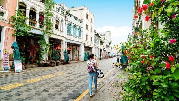 Destinasi Wisata di China Selain Shanghai dan Beijing