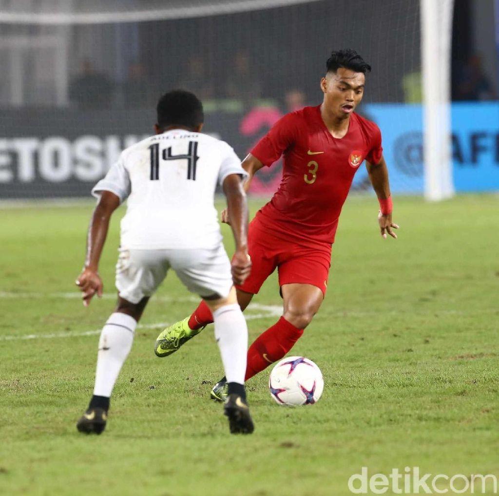 Hasil Piala AFF 2018: Indonesia Vs Timor Leste 3-1