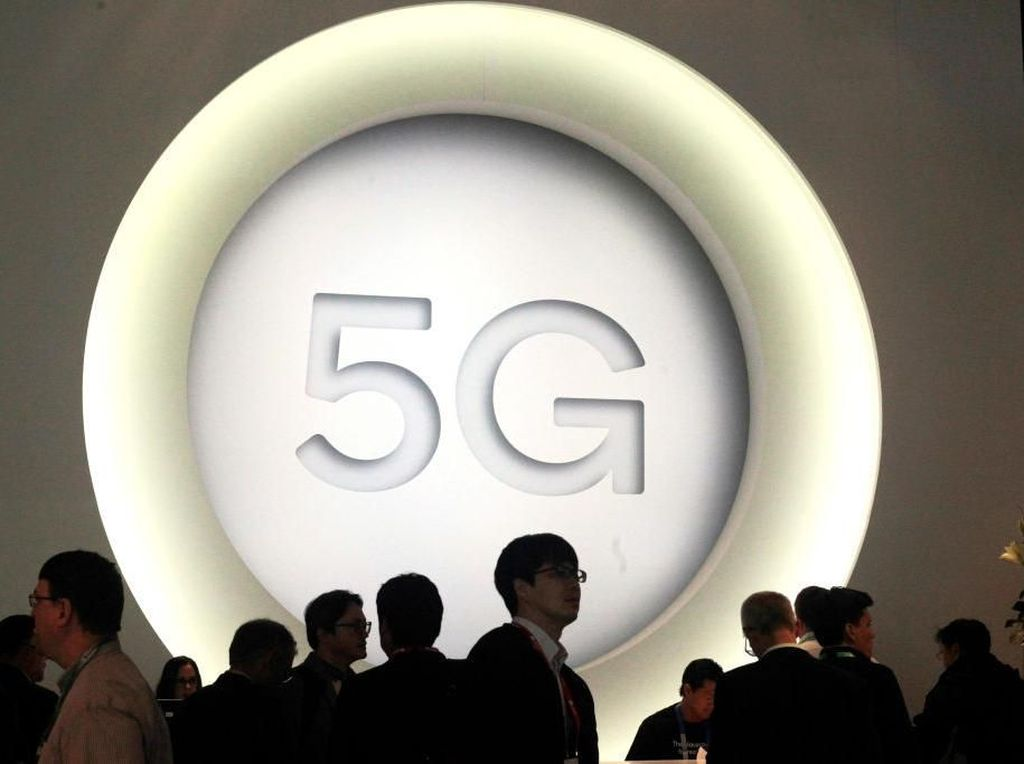 Begini Kendala Implementasi 5G di Indonesia