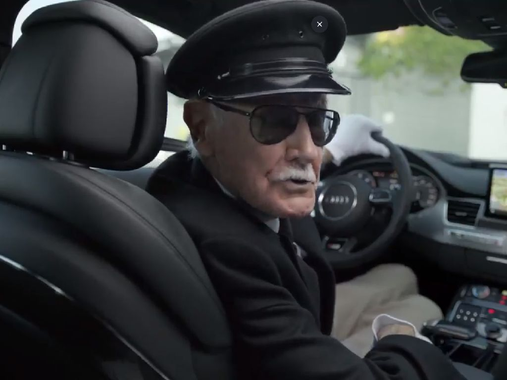 Stan Lee Ogah Beli Mobil yang Iklannya Cuma Gambar Mobil Jalan