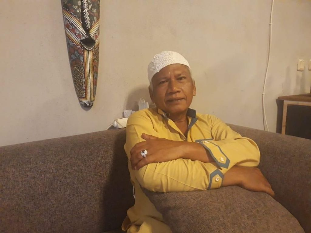 PA 212 Bantah Usamah Hisyam Soal Prabowo Tinju Meja: Itu Ilusi
