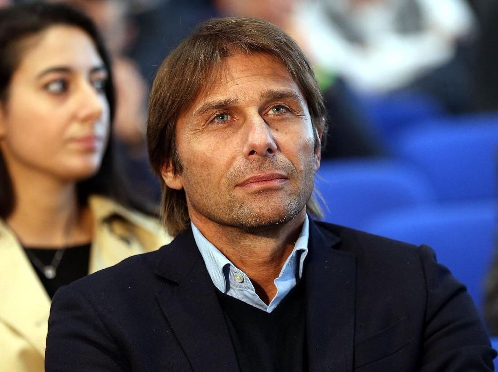 Conte ke Inter untuk Dobrak Dominasi Juventus di Serie A
