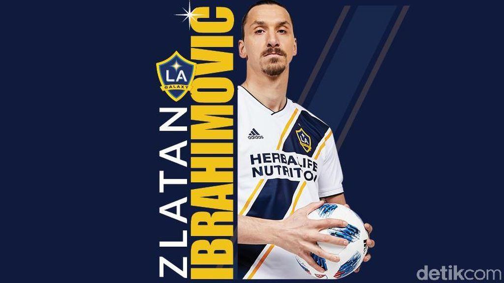 Infografis: Efek Instan Zlatan Ibrahimovic