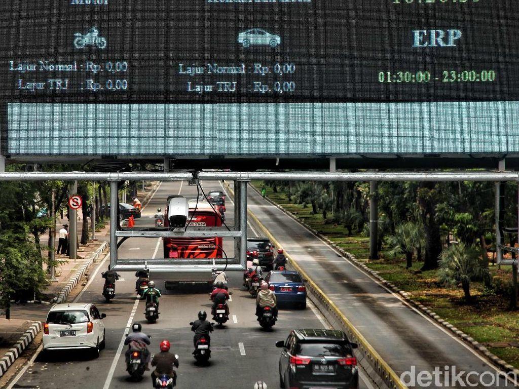 Indonesia Bisa Belajar dari Singapura Soal Tarif ERP, Sekali Lewat Minimal Bayar Rp 10.000