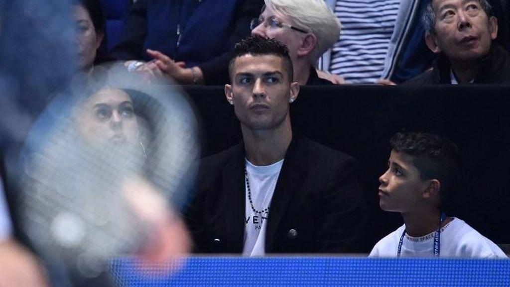 Soal Tudingan Pemerkosaan, Polisi Incar DNA Cristiano Ronaldo