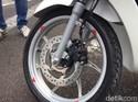 Motor Kecil Wajib Punya Rem ABS, Ini Kata Bosch