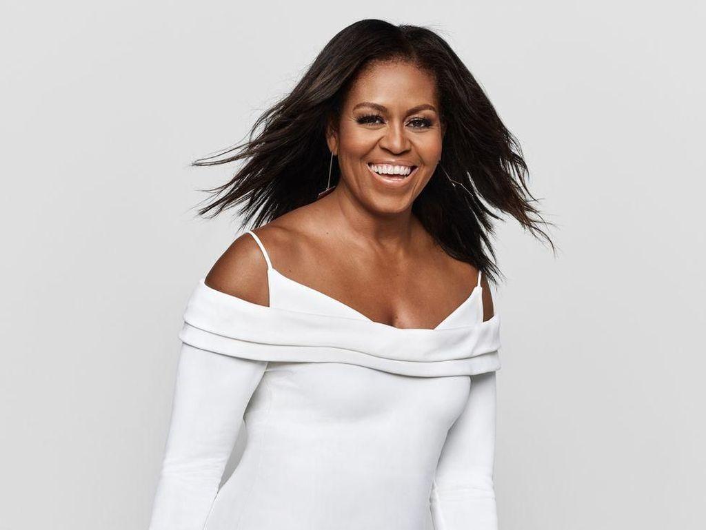 Foto: Michelle Obama dan Deretan Selebriti Dunia yang Pro Vaksin