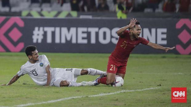Andik Vermansah bakal jadi salah satu pemain yang diharapkan bisa menggedor pertahanan Thailand.