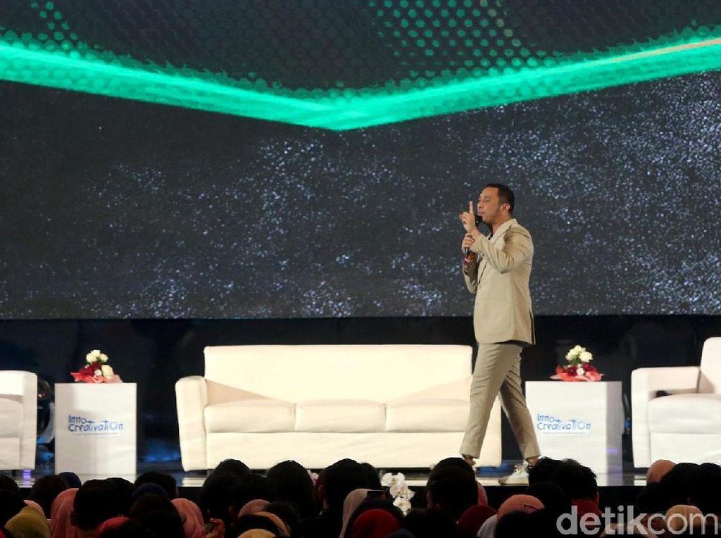 Giring Ganesha Siap Nyapres, PDIP Ungkit Humor Megawati