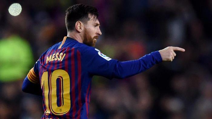 Lionel Messi berharap agar pencarian Emiliano Sala terus dilakukan. (Foto: Alex Caparros/Getty Images)