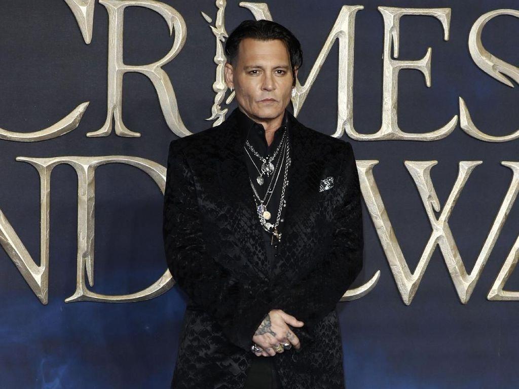 Karier Johnny Depp di Tepi Jurang usai Kalah di Kasus Terkait KDRT