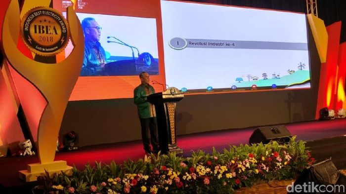 Foto: Indonesia Best Electricity Award (IBEA) (Saifan Zaking-detikFinance)