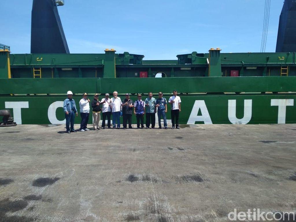 Pengusaha Kapal Gandeng TNI Jaga Jalur Tol Laut