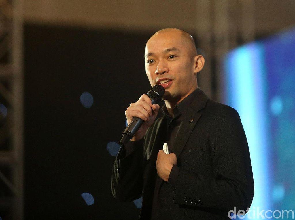 Direktur Tencent Berbagi Resep Bisnis Startup