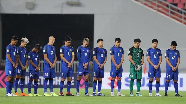 Manuel Bihr (20) bermain penuh saat Thailand mengalahkan Timor Leste di laga pertama.